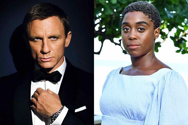джеймс бонд 007 негритянка черная актриса